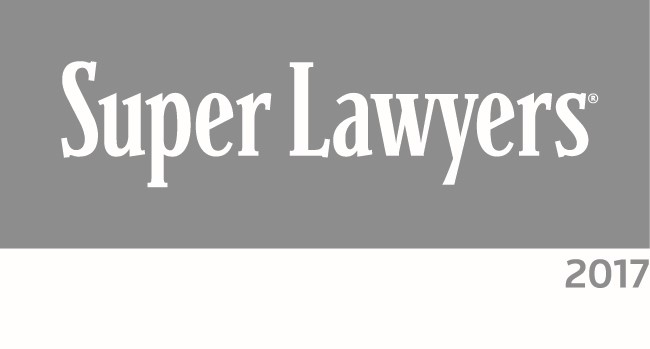 Super Lawyers 2017